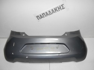 Ford KA 2008-2016 προφυλακτήρας οπίσθιος γκρι