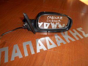 Toyota Carina E/Corona 1991-1995 καθρέπτης δεξιός ηλεκτρικός άβαφος
