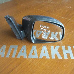Ford Focus 2011-2017 καθρέπτης δεξιός ηλεκτρικός φως ασφαλείας σκούρο γκρι
