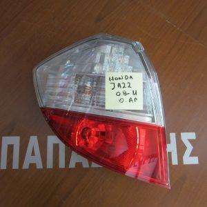 Honda Jazz 2008-2011 φανάρι πίσω αριστερό