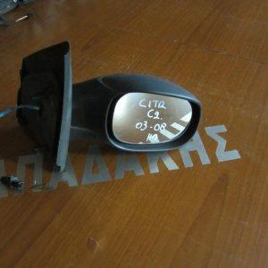 Citroen C2 2003-2008 καθρέπτης δεξιός ηλεκτρικός 1 φις άβαφος
