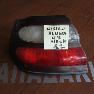Nissan Almera N15 L/B-H/B 1998-2000  φανάρι πίσω αριστερό
