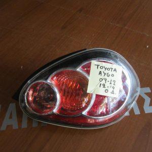 Toyota Aygo 2009-2012 (2012-2014) φανάρι πίσω δεξί