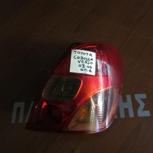 Toyota Corolla Verso 2002-2004 φανάρι πίσω δεξί