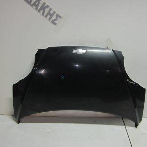 Chevrolet Matiz 2005-2009 καπο εμπρος μαυρο