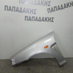 Φτερο εμπρος αριστερο Hyundai Coupe  FX  2001-2008 ασημι
