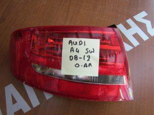 Audi A4 2008-2012 φανάρι πίσω αριστερό Station Wagon