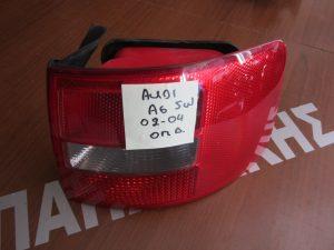 Audi A6 2002-2004 φαναρι πισω δεξι SW