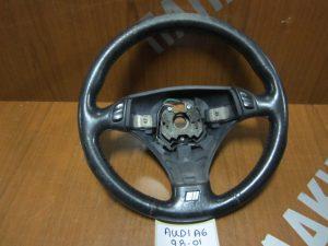 Audi A6 S6 1997-2002 βολάν τιμονιού δερμα χειριστήρια