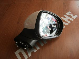 Fiat 500X 2014-2017 καθρεπτης δεξιος ηλεκτρικος ασπρος