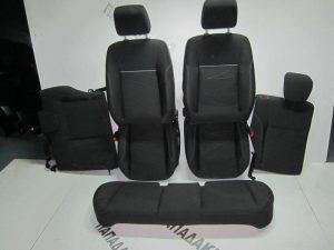 Ford Fiesta 2013-2017 5θυρο ΣΕΤ καθίσματα (όχι δεξί air-bag)