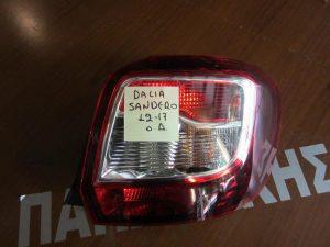 Dacia Sandero 2012-2017 φανάρι πίσω δεξί