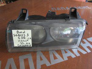 Bmw E36 Series 3 Compact 1993-2000 εμπρός αριστερό φανάρι HELLA με μπιμπίκια