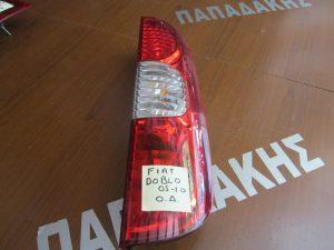 Fiat Doblo 2005-2010 πίσω δεξιό φανάρι