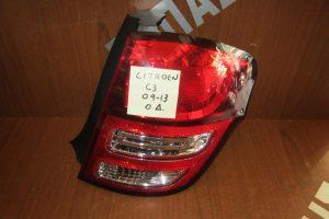 Citroen C3 2009-2013 φανάρι πίσω δεξιό