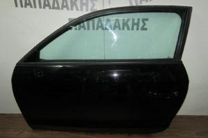Audi A1 2010-2017 πόρτα αριστερή 3πορτη μαύρη