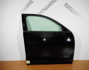 Audi A1 2010-2017 πόρτα εμπρός δεξιά μαύρη