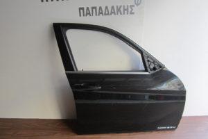 Bmw X1 E84 2009-2015 πόρτα εμπρός δεξιά μαύρη