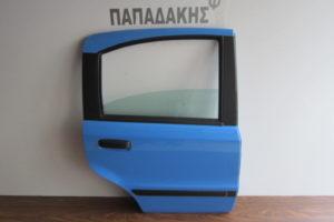 Fiat Panda 2003-2012 πόρτα πίσω δεξιά γαλάζια