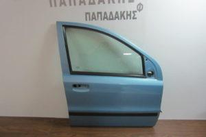 Fiat Panda 2003-2012 πόρτα εμπρός δεξιά γαλάζια