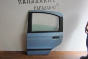 Fiat Panda 2003-2012 πόρτα πίσω αριστερή γαλάζια
