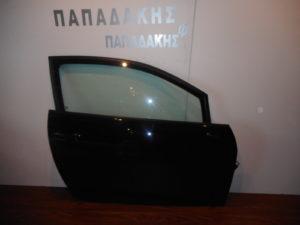 Seat Ibiza 2008-2018 πόρτα δεξιά δίπορτη μαύρη