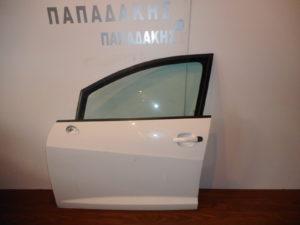 Seat Ibiza 2008-2018 πόρτα εμπρός αριστερή άσπρη