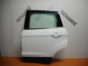 Ford Kuga 2012-2018 πόρτα πίσω αριστερή άσπρη