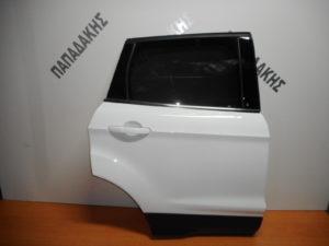 Ford Kuga 2012-2018 πόρτα πίσω δεξιά άσπρη