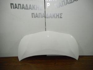Toyota Aygo 2014-2018 καπό εμπρός άσπρο