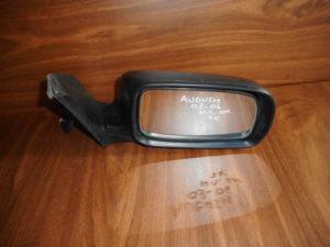 Toyota Avensis 2003-2006 ηλεκτρικά ανακλινόμενος καθρέπτης δεξιός γκρι 7 καλώδια
