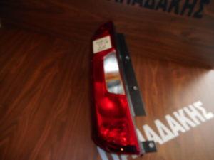 Fiat Doblo 2015-2018 φανάρι πίσω αριστερό