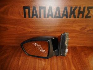 Ford Kuga 2012-2018 ηλεκτρικά ανακλινόμενος καθρέπτης αριστερός μαύρος 8 ακίδες φως ασφαλείας