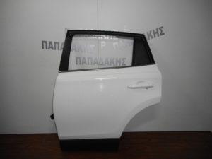 Toyota Rav 4 2013-2019 πόρτα πίσω αριστερή άσπρη